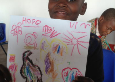 Children's storybook in Xitsonga and English