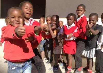 Library for Ekurhuleni Center for Orphans and Vulnerable Children