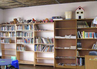 Launch of library for Ekurhuleni Center for Orphans and Vulnerable Children