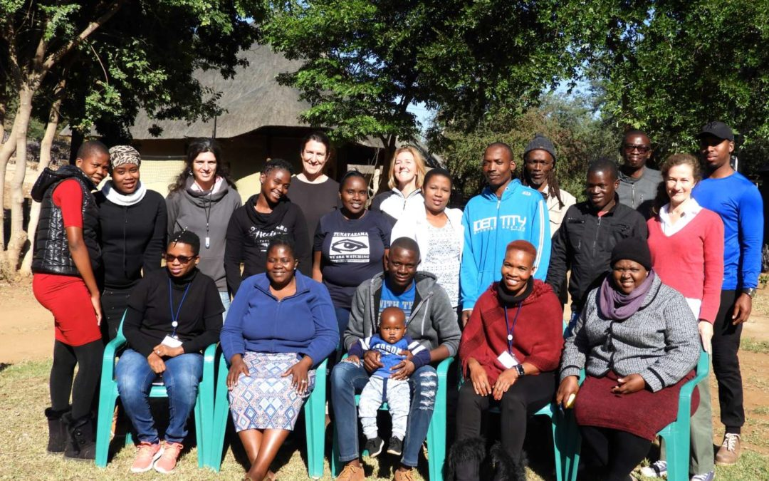 Zingela Ulwazi is honoured to host the Changing Practice blog