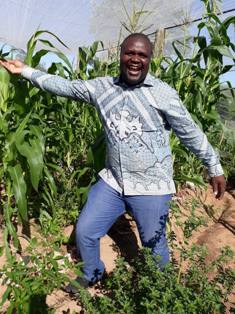Trygive Nxumalo